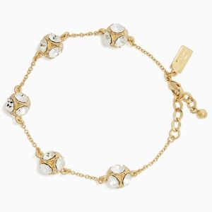 KATE SPADE • Lady Marmalade Station Bracelet